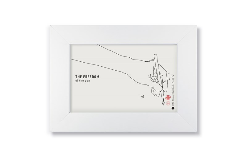 [b]Pen #2[/b] The freedom of the pen